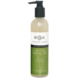 Max Green Alchemy Organic Styling Gel