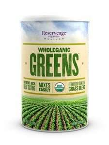 Reserveage Organic Green Drink Superfood Powder
