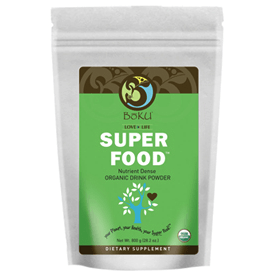 Boku superfood green drink powder
