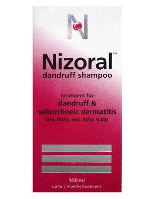 Nizoral Anti-Dandruff Shampoo Reviews