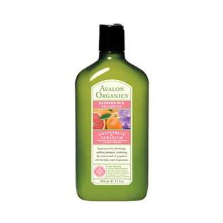 Avalon Organics Refreshing Conditioner, Grapefruit & Geranium