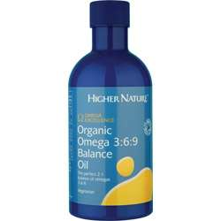 Higher Nature Omega 3 6 and 9 Oil