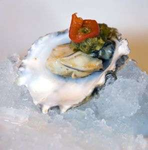 Oyster is high in zinc and B vitamins