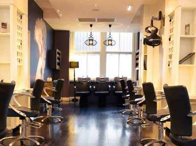 Brooks and Brooks hair salon in London