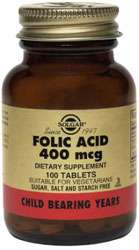Does folic acid help hair growth?