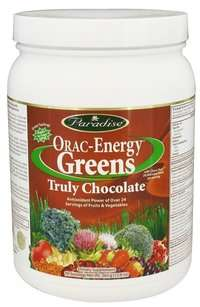 Orac Energy Powder Chocolate