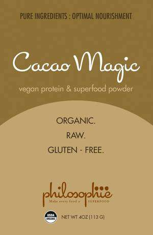 Cacao Magic Organic Superfood Powder