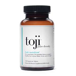 Toji Pure Density Hair Regrowth Supplement