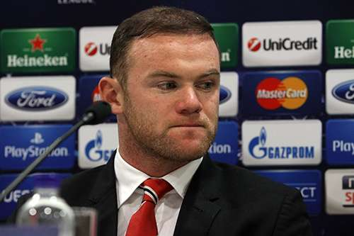 Wayne Rooney bad hair