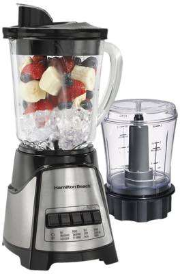 Hamilton Beach Cheap Durable Blender and Chopper