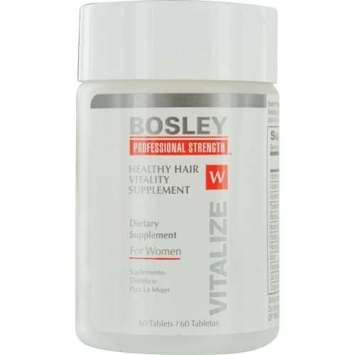 Bosley hair supplement for women