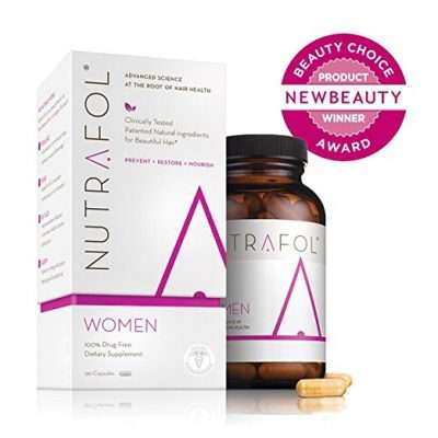 Nutrafol best hair loss supplement for women