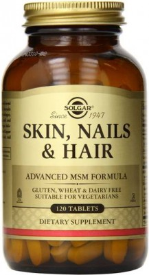 Solgar Skin Hair and Nails Supplement