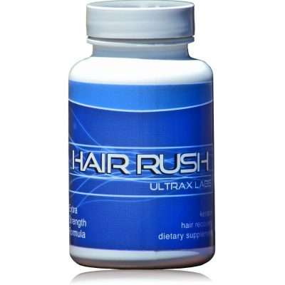 Ultrax Labs Hair Rush hair loss supplememt