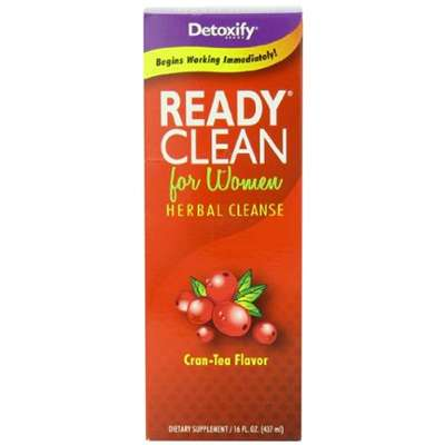 Detoxify Ready Clean for Women