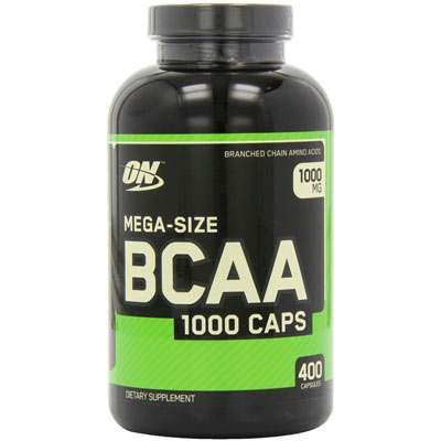 High concentration BCAA supplement for hair
