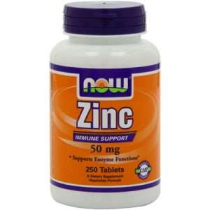 Now zinc supplement for hair