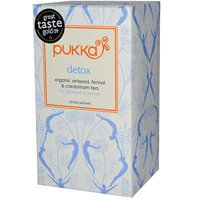 Detox Tea Benefits