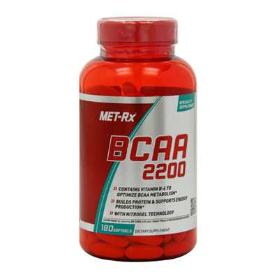 BCAA Supplement with vitamin B6