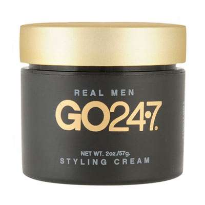 Hair thickening styling cream