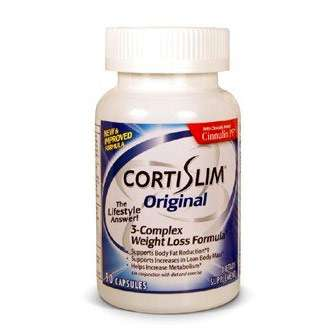 Cortislim cortisol blocker supplement
