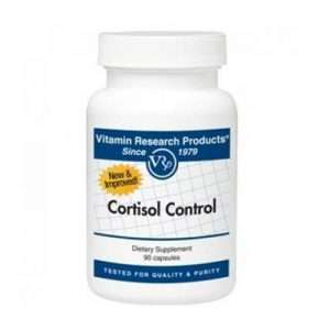 Cortisol Control supplement