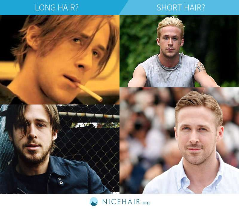 Male Celebrities With Long Hair: Better or Worse?