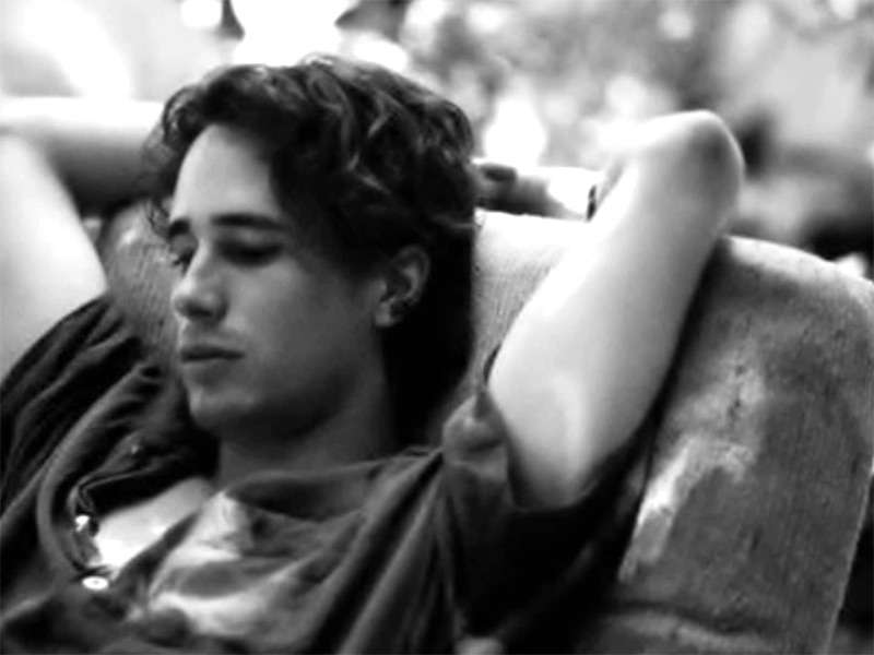 Jeff Buckley old photo