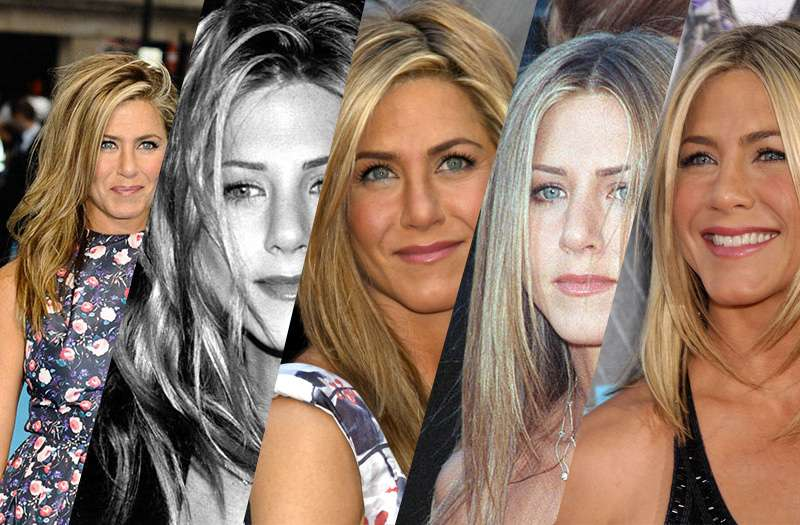 Jennifer Anistons best hair styles