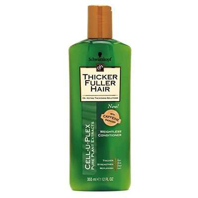 Thicker Fuller Hair conditioner
