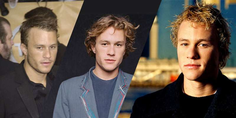 Heath Ledgers Best Hairstyles: Vote for Your Favorite