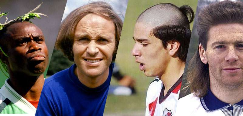 The Worst Footballer/Soccer Hairstyles of All Time