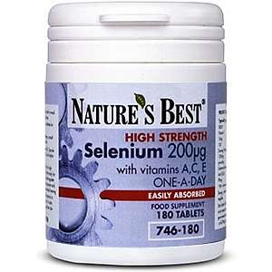 Selenium supplement