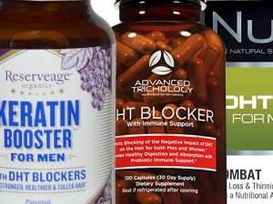 DHT blocker supplements