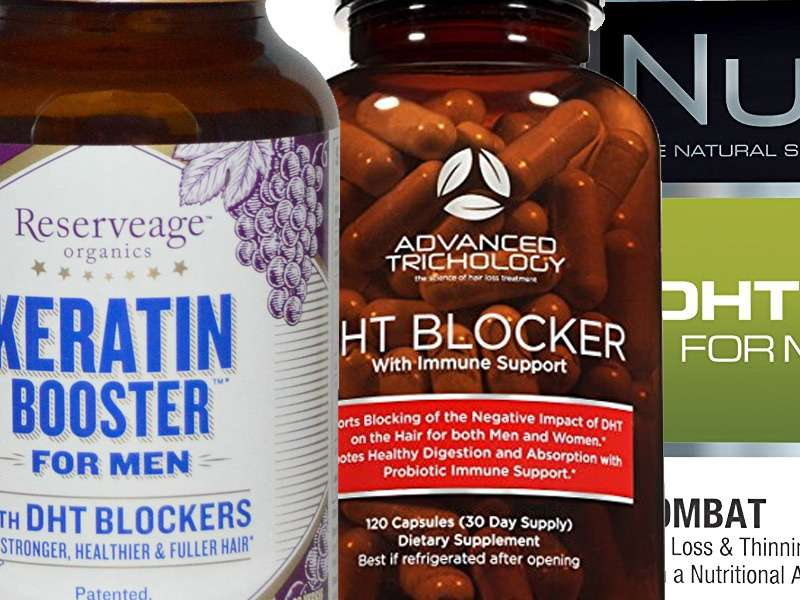 The Hands Down BEST DHT Blocker Supplements for Hair Loss Prevention