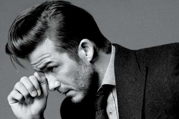 David Beckham's Best Hairstyles: The Complete Collection