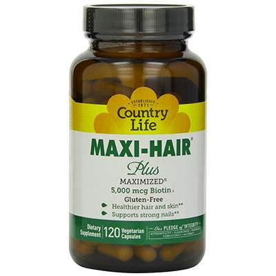Maxihair best hair skin and nails supplement