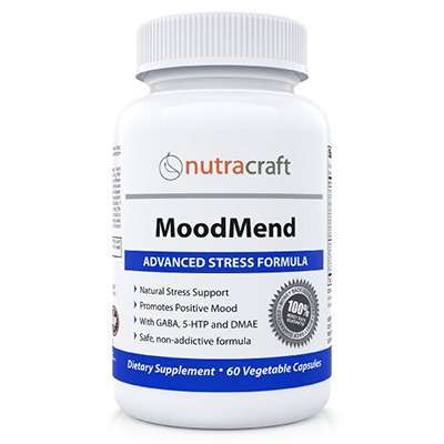 Mood Mend Calming supplement