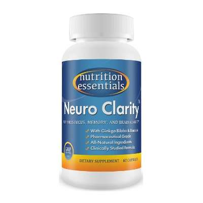 Neuro Clarity anto anxiety supplement