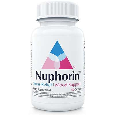 Nuphorin anti anxiety supplement