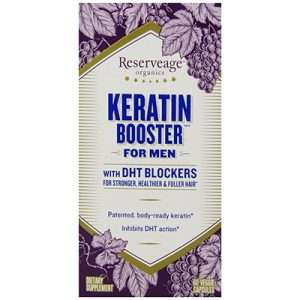 Reserveage Keratin Booster with DHT Blockers
