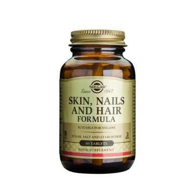 Solgar skin hair and nails supplement