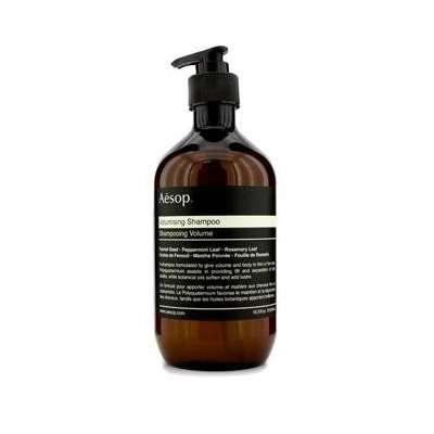 Aesop volumizing shampoo for fine hair