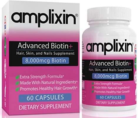 Amplixin hair skin and nails supplement