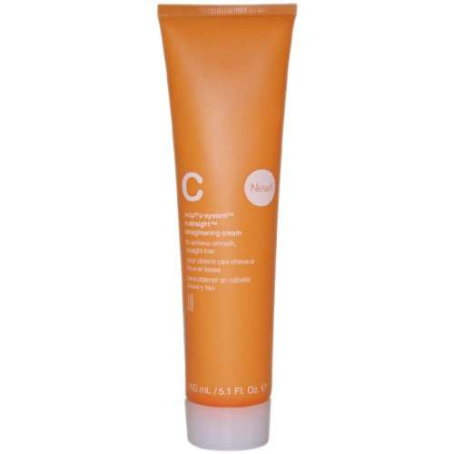 MOP organic hair straightening cream