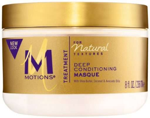 Motions Natural Textures Deep Conditioning Masque