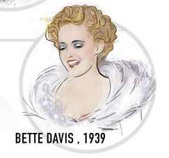 Bettie Davis hairstyle