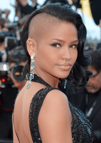 50 nights at the oscars historys most iconic hairstyles cassie ventura shaven hair winobraniefo Choice Image