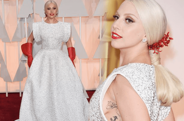 Lady Gaga Academy Awards
