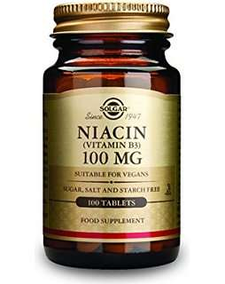 Solgar niacin for hair growth